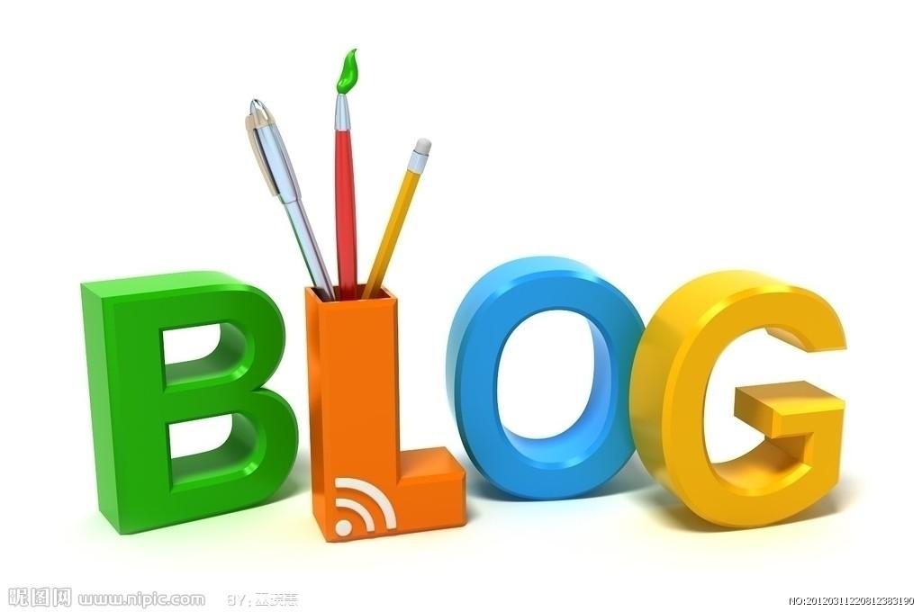 花丛中的一点绿:博客圈中的突出战略