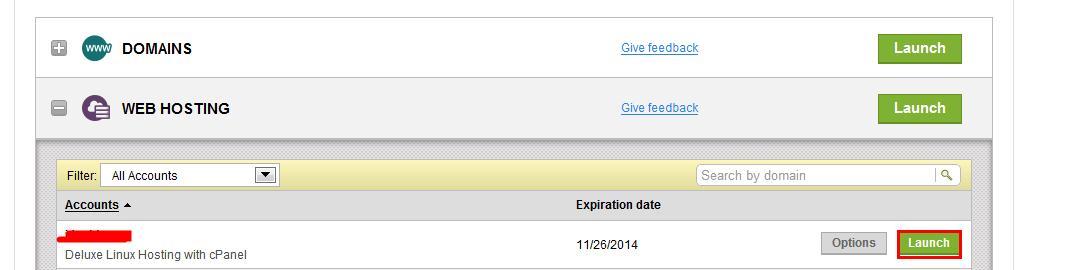 GoDaddy新主机创建添加FTP账户教程