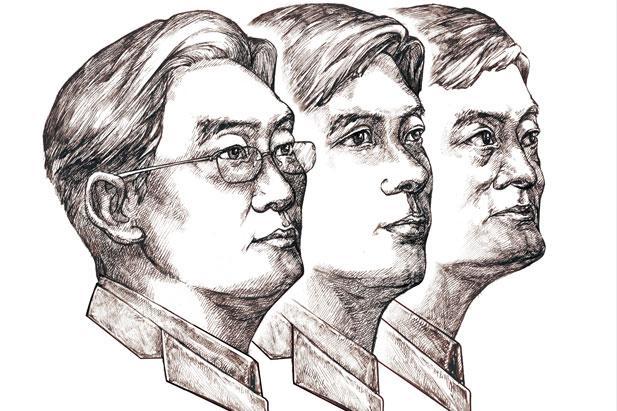 互联网大佬们占据2014福布斯中国富豪榜前三