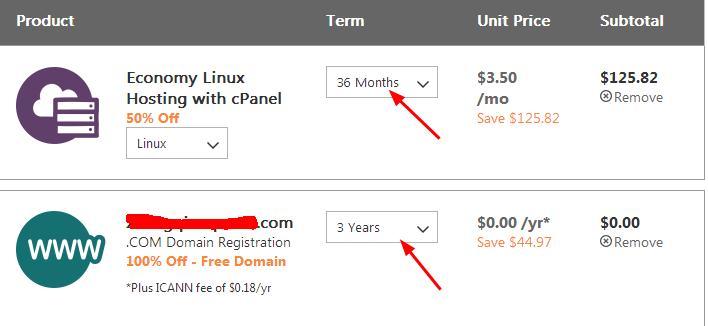 GoDaddy免费域名能免费多久?