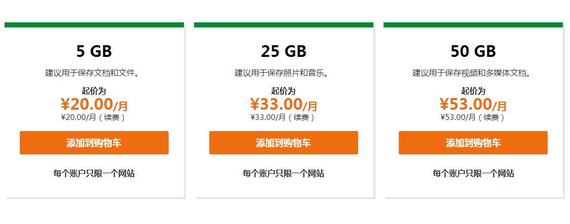 GoDaddy网站备份与还原服务