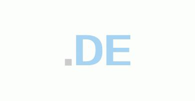 在GoDaddy注册.de域名的注意事项