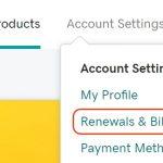 GoDaddy教程:如何取消GoDaddy个人账户中的产品